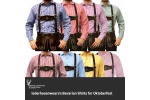 lederhosenwears's Bavarian Shirts for Oktoberfest