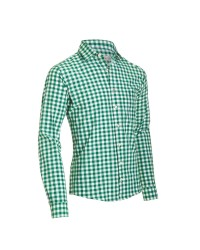 Bavarian Slim Shirt Pine Green