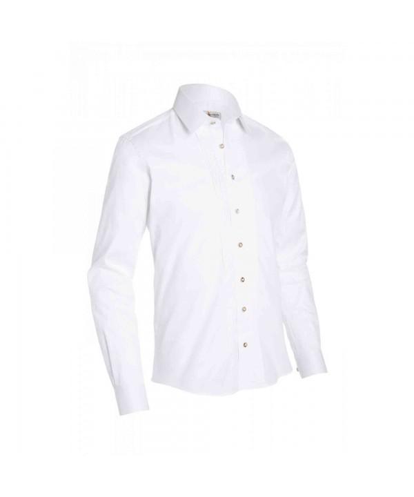 Bavarian Slim Fit Shirt Moon White
