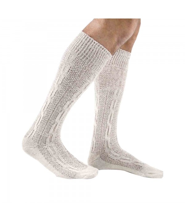 Bavarian Ocktoberfest Socks White