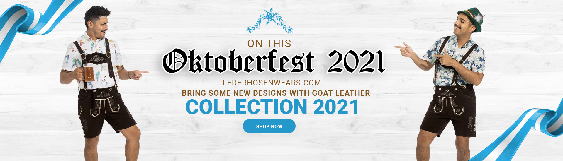 Latest Designs of Oktoberfest 2021
