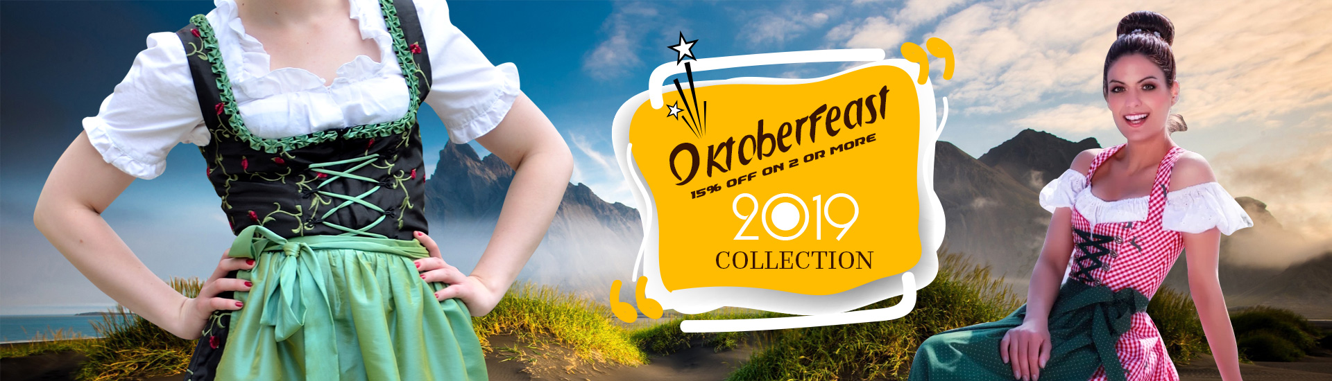 Oktoberfest Collection 2019